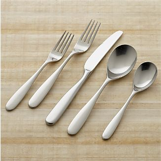 Stanton Satin 5-Piece Placesetting