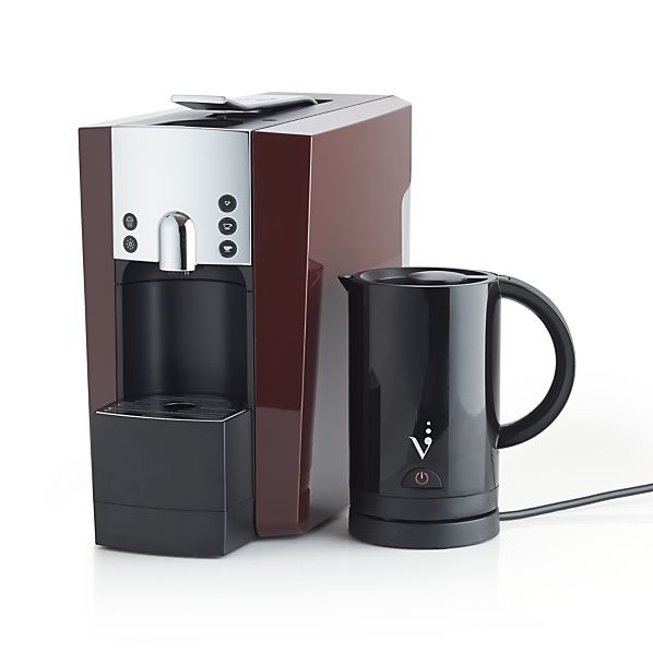 Starbucks® Verismo® Burgundy 600 Brewer Bundle