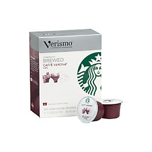 Starbucks® Verismo® Caffè Verona® Coffee Pods