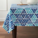 "Star of David 60""x90"" Tablecloth"