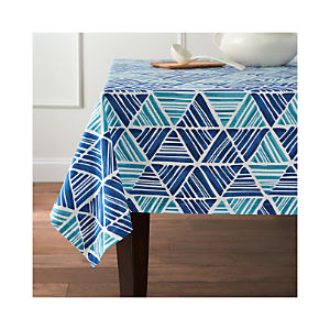 Star of David Tablecloth
