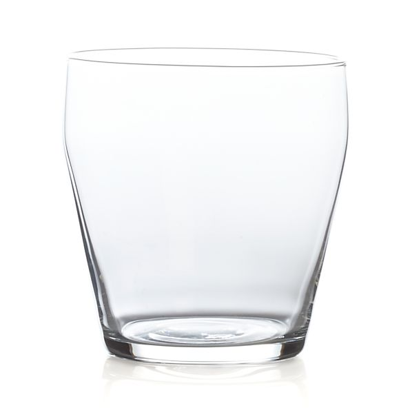 Station Double Old-Fashioned Glass