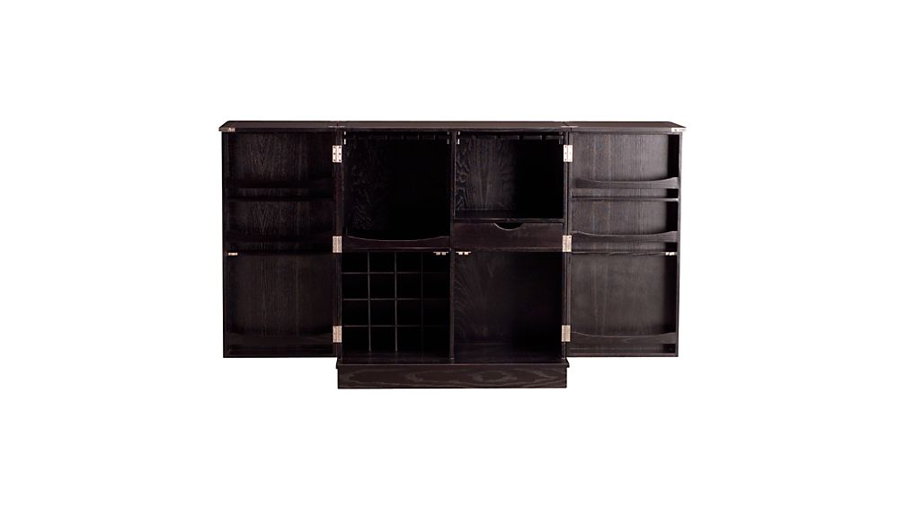 Steamer Bar Cabinet