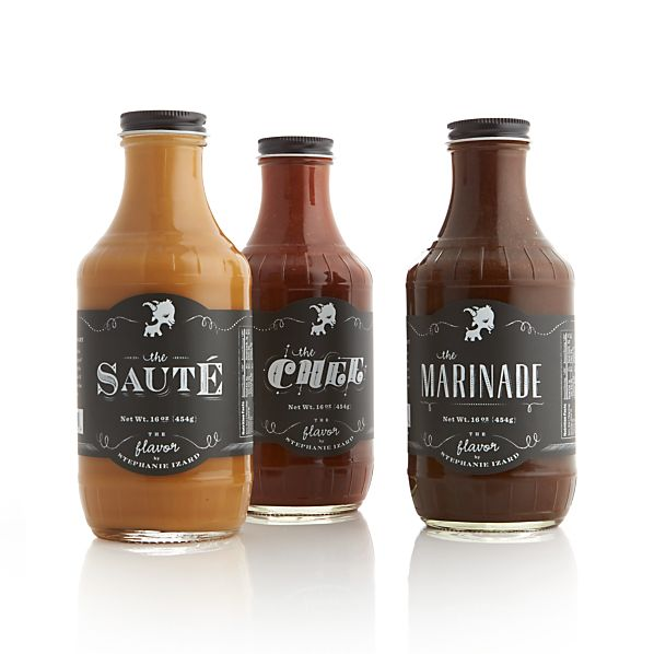 Stephanie Izard Sauces