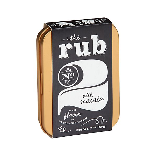 Stephanie Izard The Rub No. 2 Masala