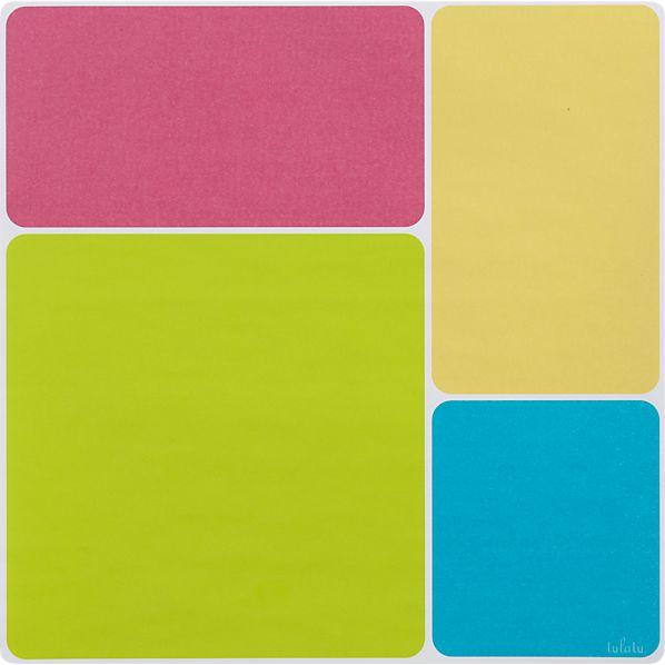 Block Sticker Pad