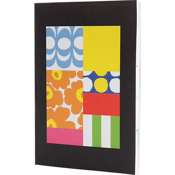 Marimekko Sticky Notes Set of 10