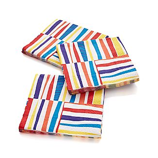 Stix Beverage Napkins Set of 20