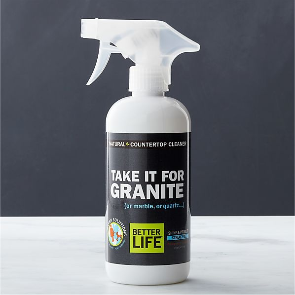 Better Life™ Take It for Granite™ Natural Stone Countertop Cleaner