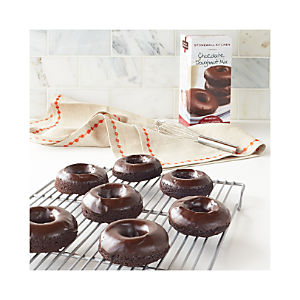 Stonewall Baked Chocolate Donut Mix
