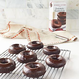 Stonewall Baked Chocolate Donut Mix