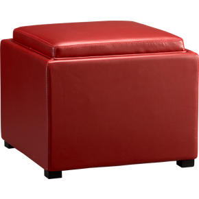 Stow Red 22 Ottoman