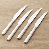 Set of 4 Strand Steak Knives