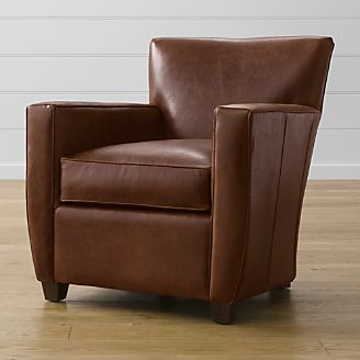 Streeter Leather Chair