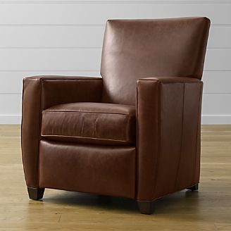 Streeter Leather Recliner