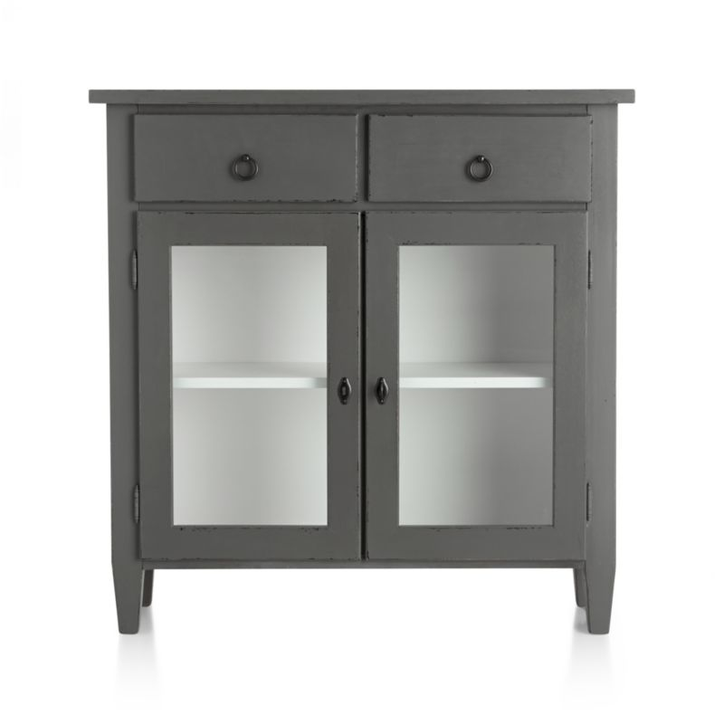 Large Foyer Cabinet : Stretto entryway cabinet in chests cabinets crate and