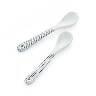 Porcelain Spoons