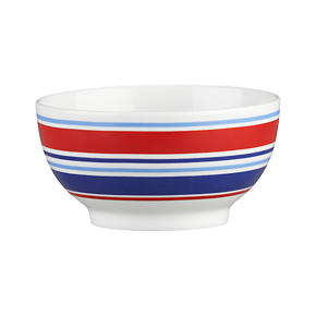 Stripes 4.5 Ice Cream Bowl