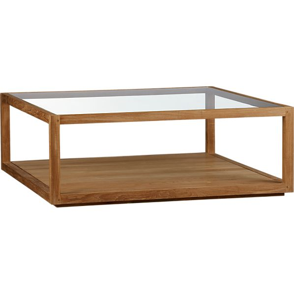 Structure Square Coffee Table