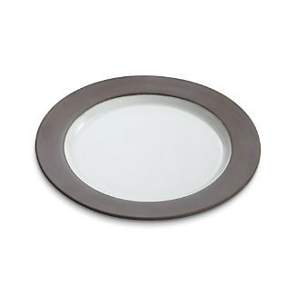 Studio Dark Clay Dinner Plate