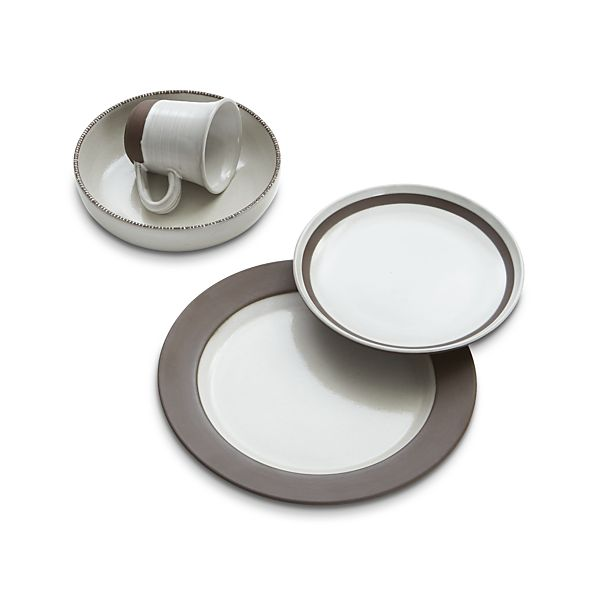 Studio Dark Clay Dinnerware