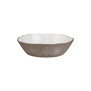 Studio Dark Clay Serving Bowl
