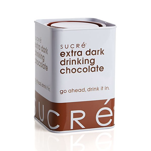 Sucré Extra Dark Drinking Chocolate
