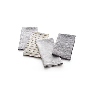 Suits Napkins Set of Four