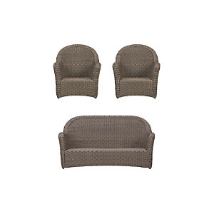Summerlin 3-Piece Lounge Set
