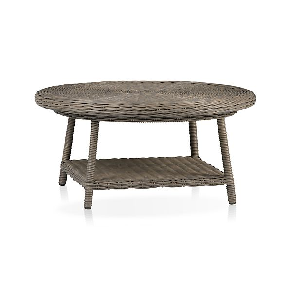 Summerlin Coffee Table Crate And Barrel