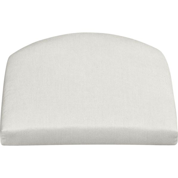 Summerlin Sunbrella® White Sand Arm Chair Cushion