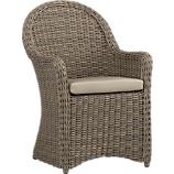 Summerlin Dining Chair with Sunbrella ® Stone Cushion