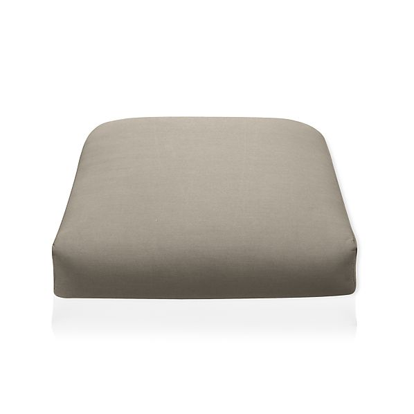 Summerlin Sunbrella® Stone Lounge Chair Cushion