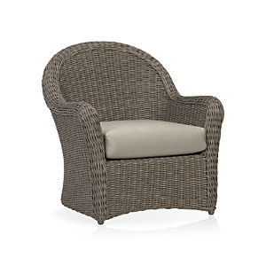 Summerlin Lounge Chair with Sunbrella ® Cushion