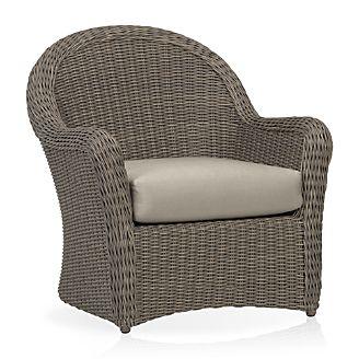 Summerlin Lounge Chair with Sunbrella ® Cushion