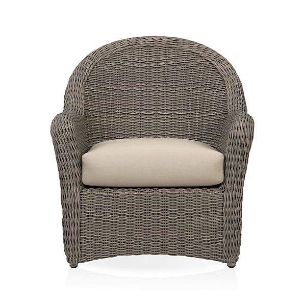 Summerlin Lounge Chair with Sunbrella® Stone Cushion