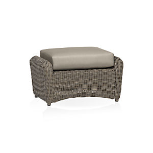 Summerlin Ottoman with Sunbrella ® Cushion