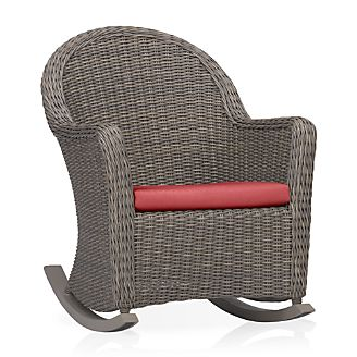 Summerlin Rocking Chair with Sunbrella ® Cushion
