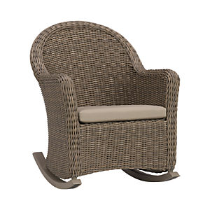 Summerlin Rocking Chair with Sunbrella ® Cushion