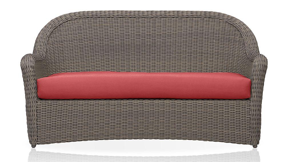 Summerlin Sofa with Sunbrella ® Cushion