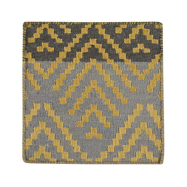 """Sutton Wool-Blend 12"""" sq. Rug Swatch"""