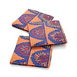 Set of 20 Swag Paper Beverage Napkins
