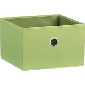Green Sweater Bag Drawer