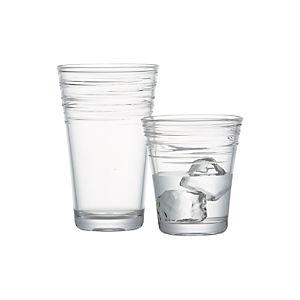 Swirl Acrylic Glasses