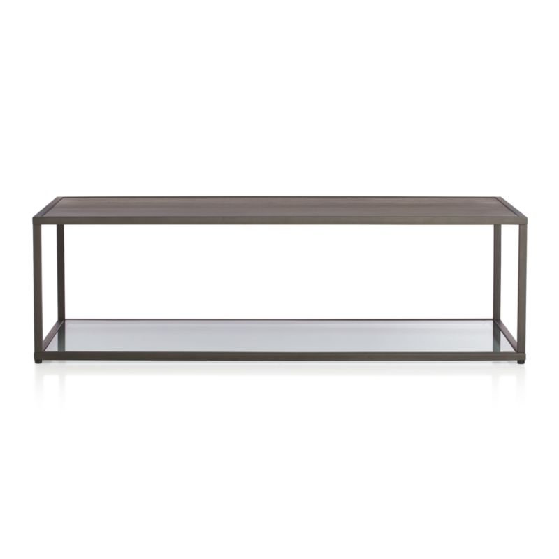 Switch Coffee Table In Coffee Tables Side Tables Crate And Barrel