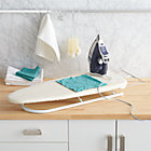 Polder® Tabletop Ironing Board with Rack.