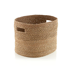 Tabuk Soft Oval Basket