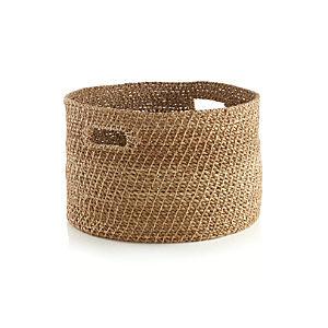 Tabuk Soft Round Basket