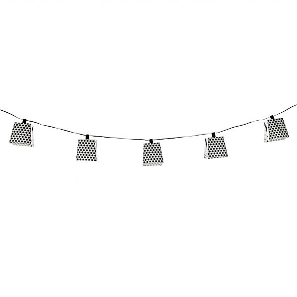 Party Take-Out Box String Lights