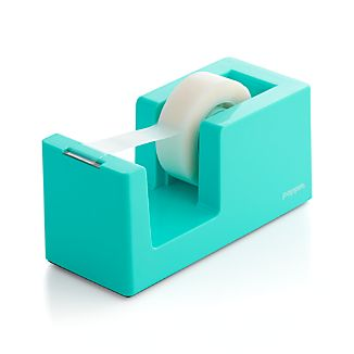Poppin® Aqua Tape Dispenser
